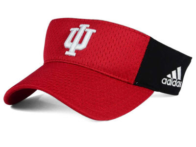 Indiana Hoosiers adidas NCAA Train Me Visor