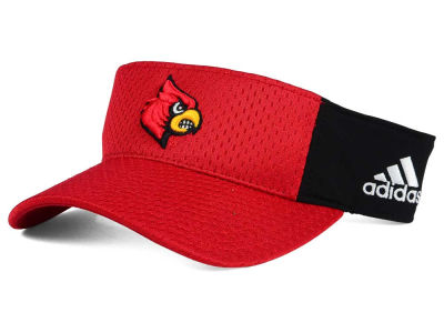 Louisville Cardinals adidas NCAA Train Me Visor