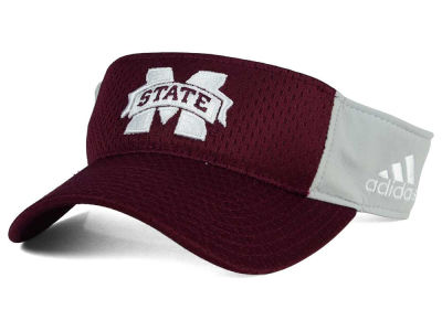 Mississippi State Bulldogs adidas NCAA Train Me Visor