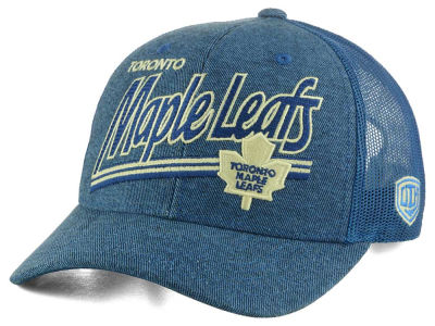 Toronto Maple Leafs Old Time Hockey NHL Strides Adjustable Cap