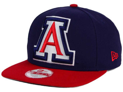 Arizona Wildcats New Era NCAA Logo Grand Redux 9FIFTY Snapback Cap