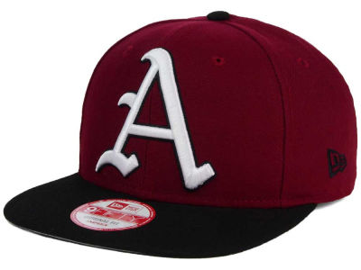 Arkansas Razorbacks New Era NCAA Logo Grand Redux 9FIFTY Snapback Cap