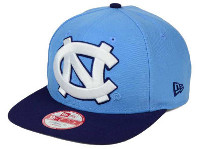 North Carolina Tar Heels New Era NCAA Logo Grand Redux 9FIFTY Snapback Cap