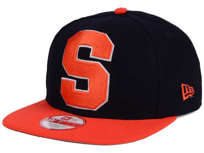 Syracuse Orange New Era NCAA Logo Grand Redux 9FIFTY Snapback Cap