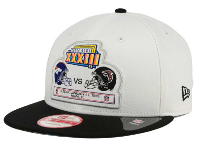 New Era NFL Super Bowl Team Rival 9FIFTY Snapback Cap