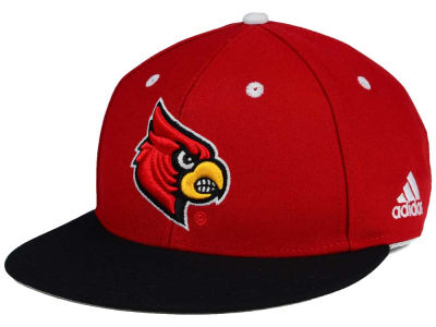 Louisville Cardinals adidas NCAA On Field Baseball Cap