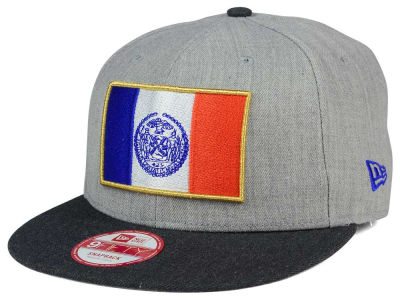 New York Heather Action 9FIFTY Snapback Cap