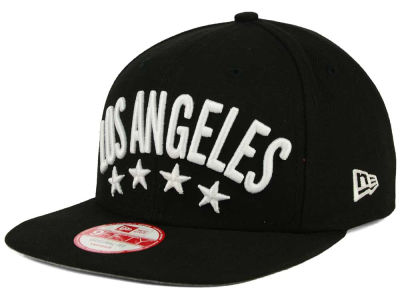 Los Angeles City Flag Stated 9FIFTY Snapback Cap