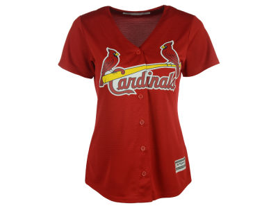 St. Louis Cardinals MLB Women's Cool Base Jersey