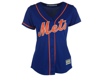 New York Mets Majestic MLB Women's Cool Base Jersey