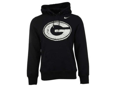 Georgia Bulldogs Nike NCAA Men's Project Fresh 2.0 Painted Logo Cotton Hoodie