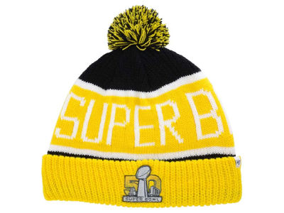 Super Bowl 50 '47 NFL Super Bowl 50 Calgary Pom Knit