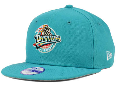 Detroit Pistons New Era NBA HWC Youth All Day 9FIFTY Snapback Cap