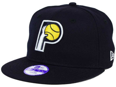 Indiana Pacers New Era NBA HWC Youth All Day 9FIFTY Snapback Cap