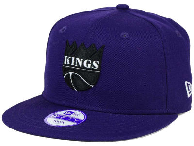 Sacramento Kings New Era NBA HWC Youth All Day 9FIFTY Snapback Cap