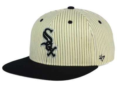 Chicago White Sox '47 MLB Woodside 47 Captain Snapback Cap