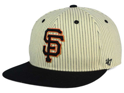 San Francisco Giants '47 MLB Woodside 47 Captain Snapback Cap
