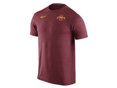 Iowa State Cyclones Nike NCAA Men's Dri-Fit Touch T-Shirt