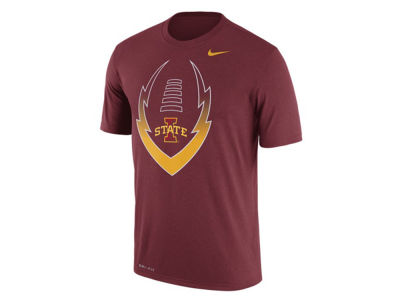 Iowa State Cyclones Nike NCAA Men's Legend Icon T-Shirt