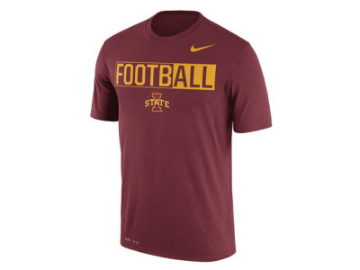 Iowa State Cyclones Nike NCAA Men's Legend Football T-Shirt