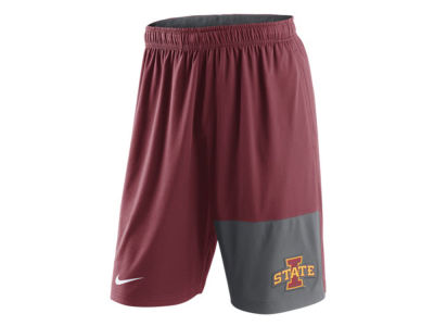 Iowa State Cyclones Nike NCAA Men's Fly XL 4.0 Shorts