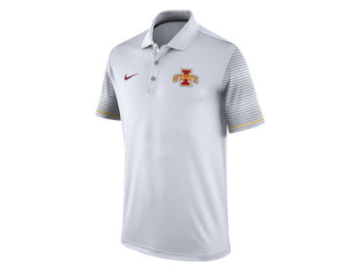 Iowa State Cyclones Nike NCAA Men's Early Season Coach Polo Shirt