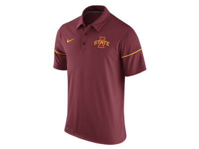 Iowa State Cyclones Nike NCAA Men's Team Issue Polo Shirt