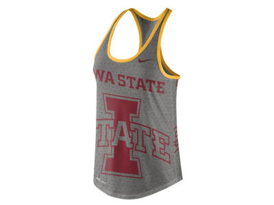 Iowa State Cyclones Nike NCAA Women's Dri-Blend Gear Up Tank