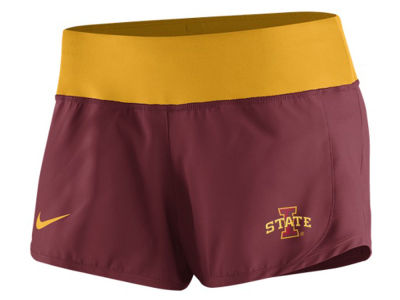 Iowa State Cyclones Nike NCAA Women's Gear Up Crew Shorts