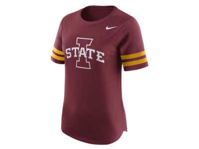 Iowa State Cyclones Nike NCAA Women's Gear Up Modern Fan T-Shirt
