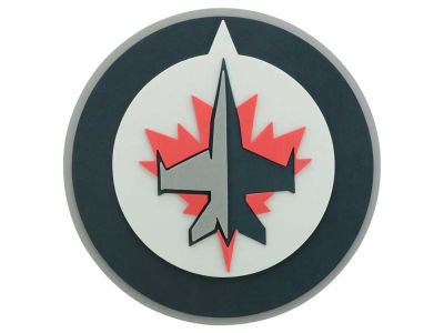 Winnipeg Jets Foam Logo Wall Sign