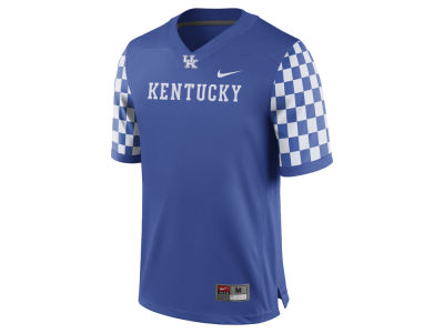 Kentucky Wildcats #18 Nike NCAA Men's Football Game Jersey