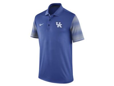 Kentucky Wildcats Nike NCAA Men's Early Season Coach Polo Shirt