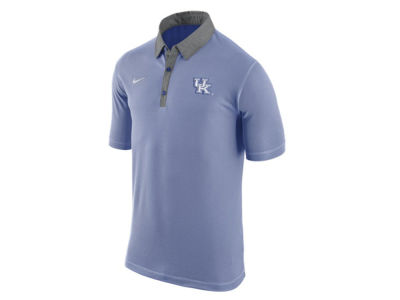 Kentucky Wildcats Nike NCAA Men's Stadium Performance Polo Shirt