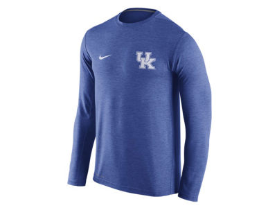 Kentucky Wildcats Nike NCAA Men's Dri-Fit Touch Long Sleeve T-Shirt