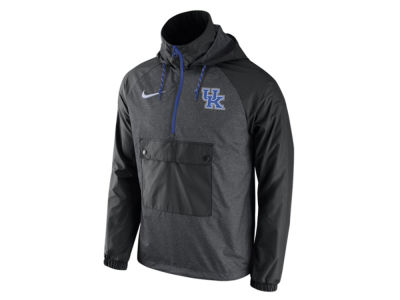 Kentucky Wildcats Nike NCAA Men's Anorak PO Jacket