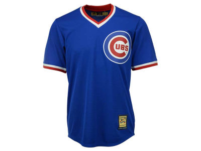 Chicago Cubs Majestic MLB Men's Cooperstown Blank Replica CB Jersey