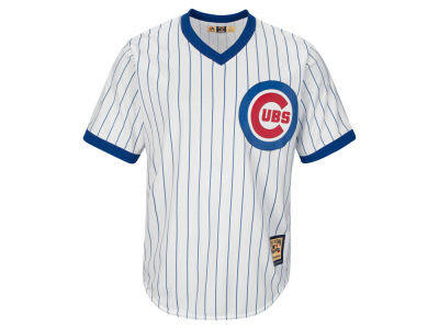 Chicago Cubs Majestic MLB Men's Cooperstown Blank Replica Cool Base Jersey