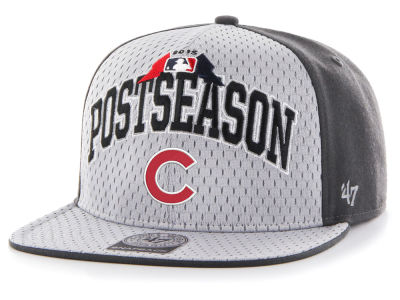 Chicago Cubs '47 MLB 2015 Post Season Locker Room Cap