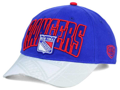 New York Rangers Old Time Hockey NHL Youth Ice Time Cap