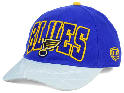 St. Louis Blues Old Time Hockey NHL Youth Ice Time Cap