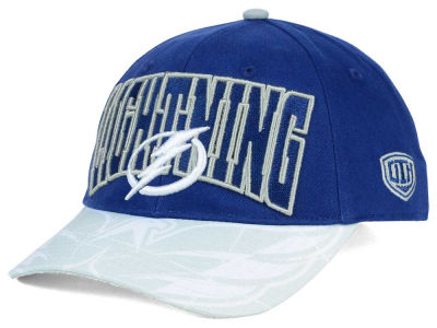 Tampa Bay Lightning Old Time Hockey NHL Youth Ice Time Cap