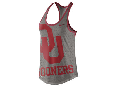 Oklahoma Sooners Nike NCAA Women's Dri-Blend Gear Up Tank