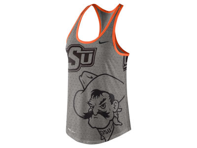Oklahoma State Cowboys Nike NCAA Women's Dri-Blend Gear Up Tank