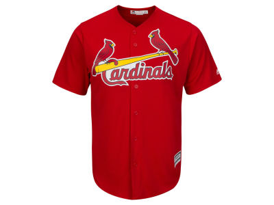 St. Louis Cardinals Majestic MLB Men's Blank Replica Cool Base Jersey