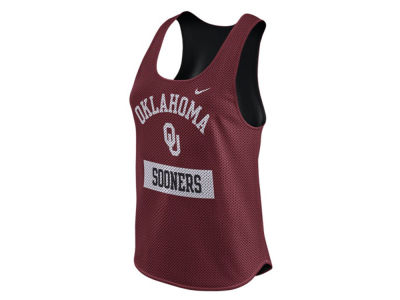 Oklahoma Sooners Nike NCAA Women's Gear Up Mesh Tank