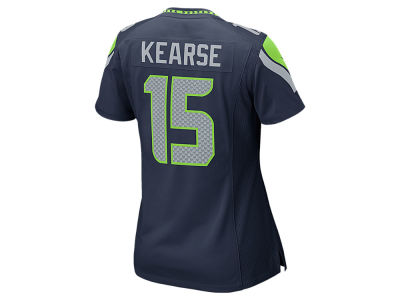 Seattle Seahawks Jermaine Kearse Nike NFL Women's Game Jersey