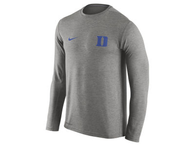 Duke Blue Devils Nike NCAA Men's Dri-Fit Touch Long Sleeve T-Shirt
