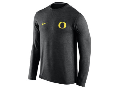 Oregon Ducks Nike NCAA Men's Dri-Fit Touch Long Sleeve T-Shirt