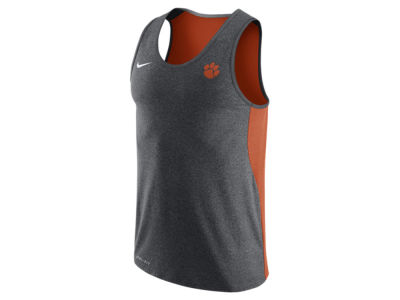 Clemson Tigers Nike NCAA Men's Dri-Fit Touch Tank